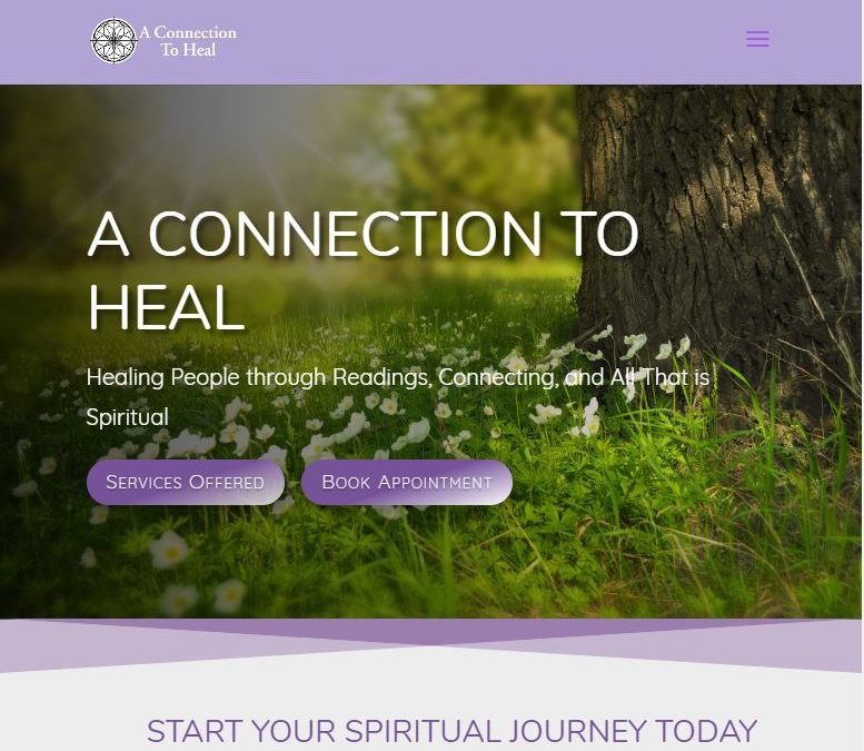 A Connection To Heal